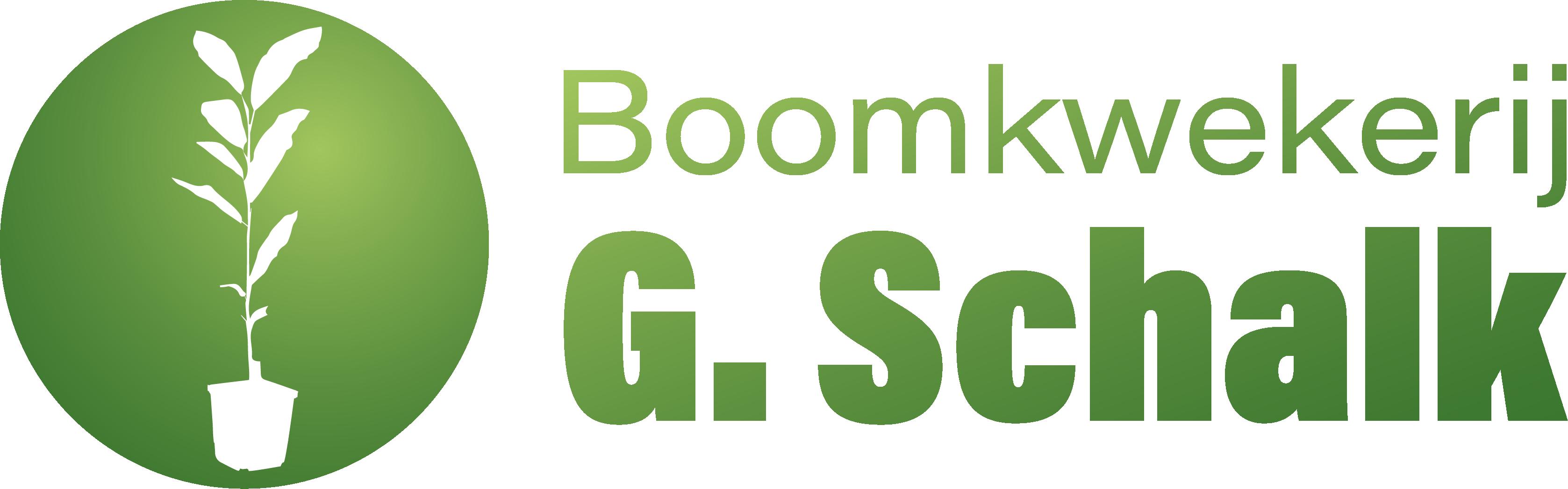 Boomkwekerij  Schalk